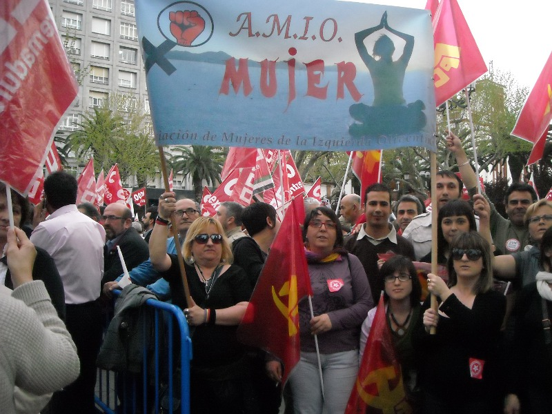 Olivenza apenas reivindica el cambio de la reforma laboral