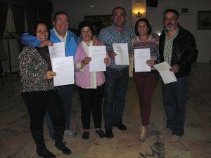 Un nuevo grupo de 73 habitantes de Olivenza logran la nacionalidad portuguesa