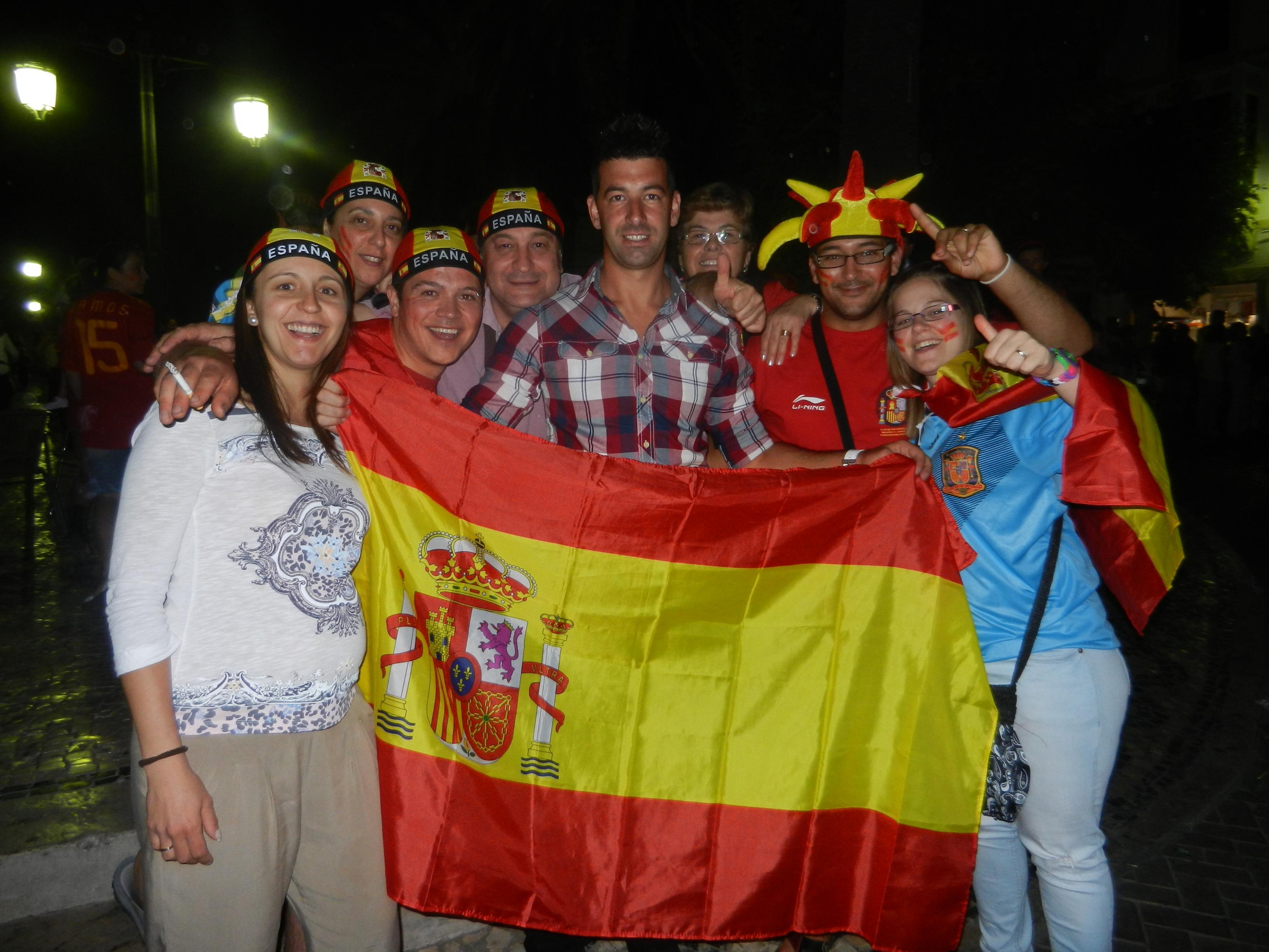 Olivenza sigue a España y celebra la victoria