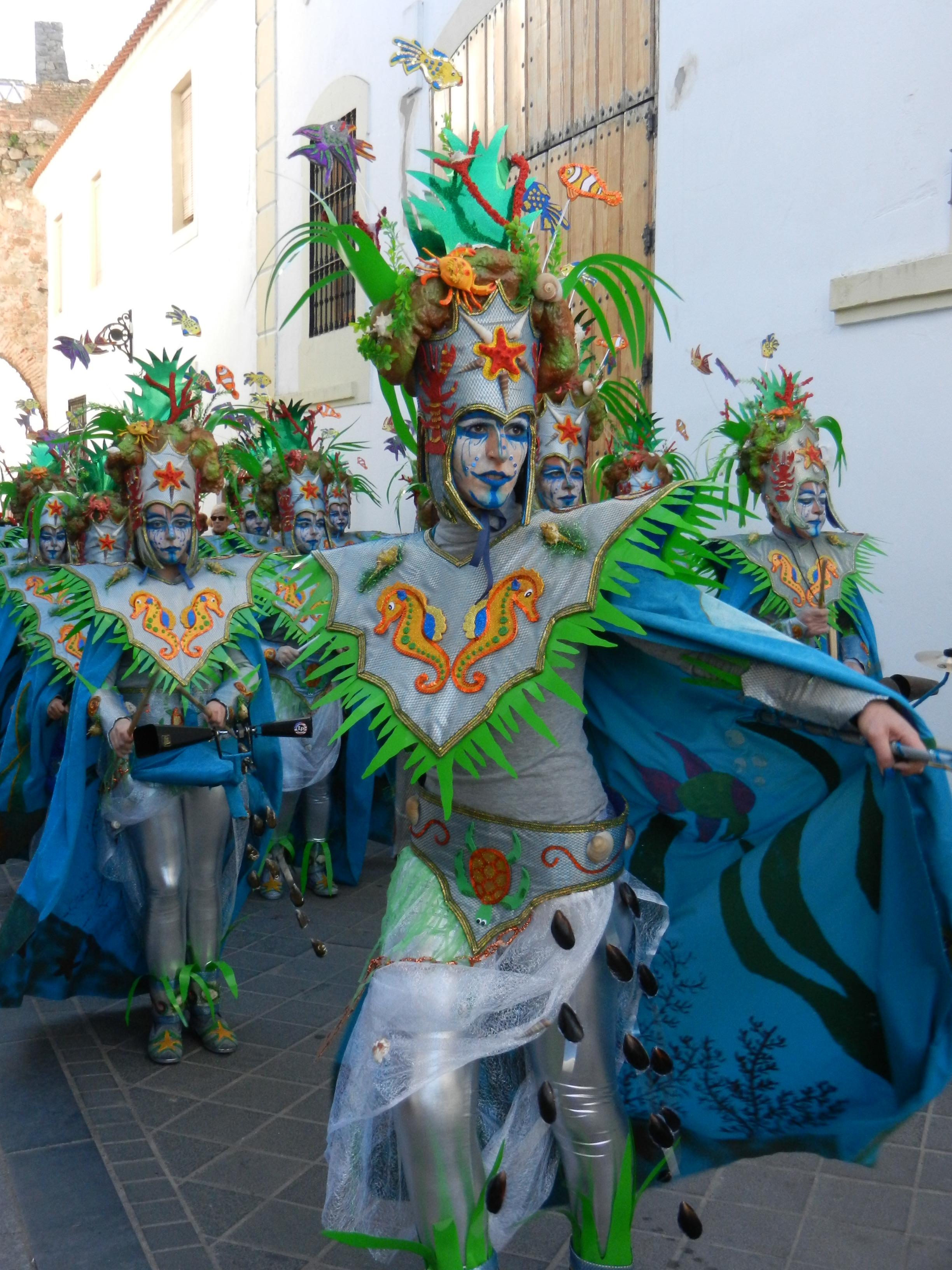 Tarakanova en el desfile de adultos