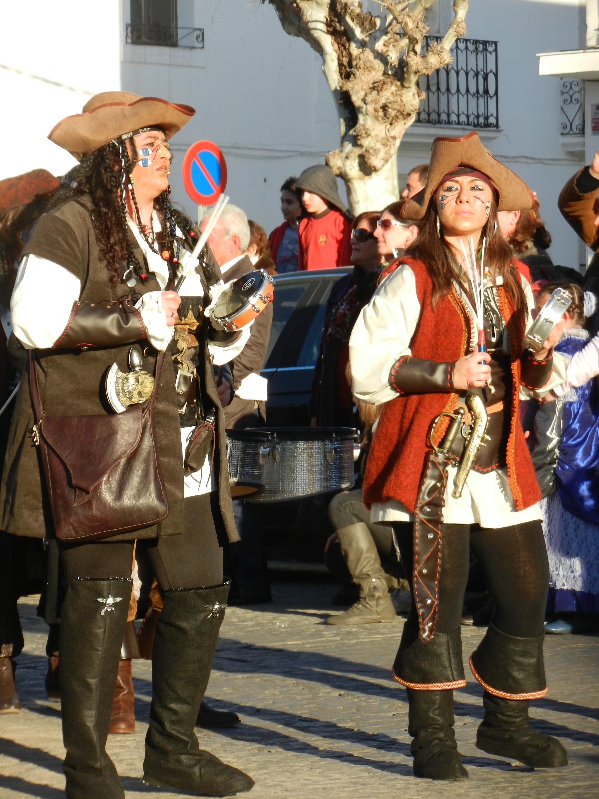 Vaya Tela en el desfile de carnaval