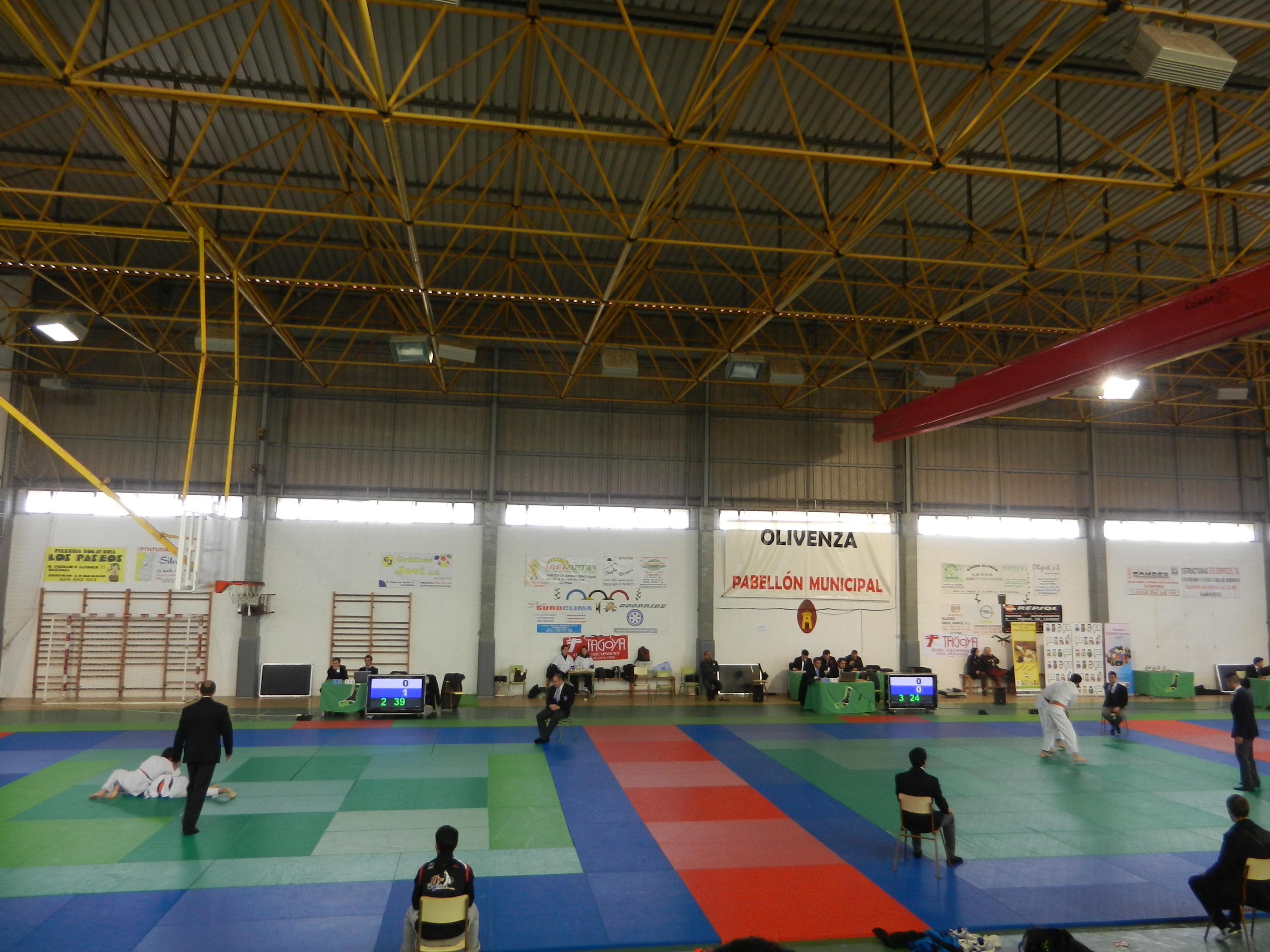 Campeonato Junior de Judo Extremadura