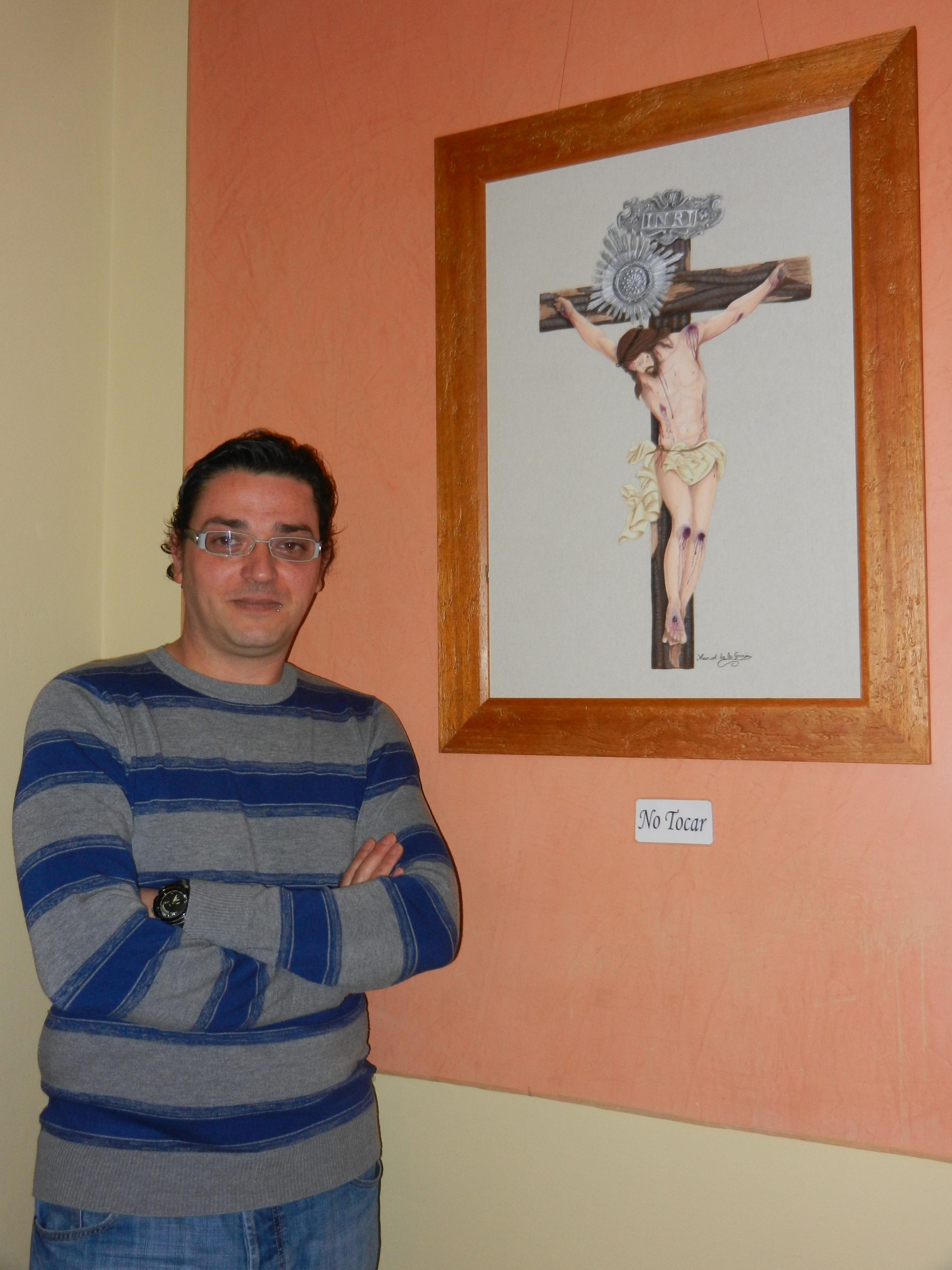Manuel De La Granja expone en el Liceo