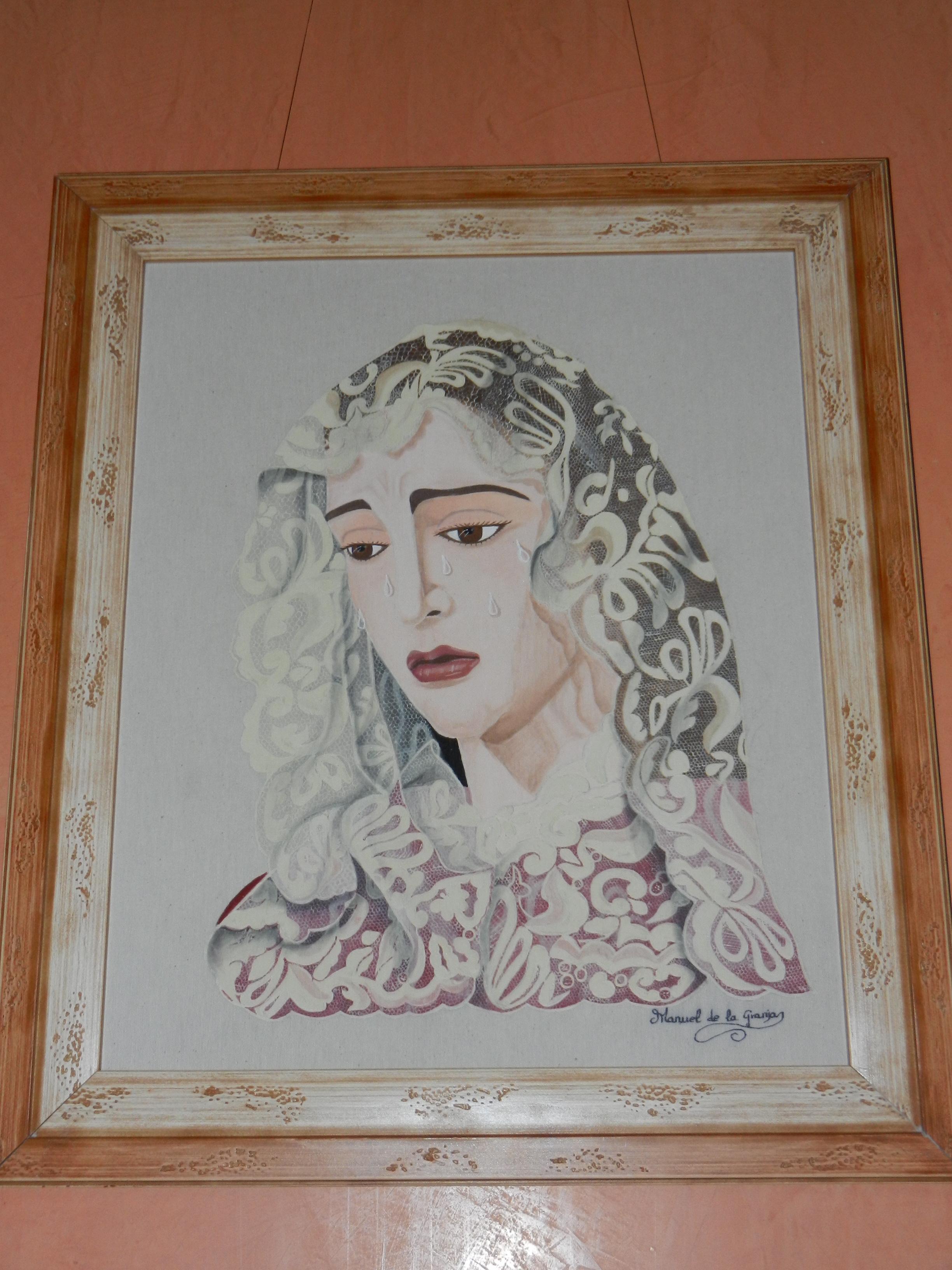 Imágenes Cofrades en el Liceo de Artesanos