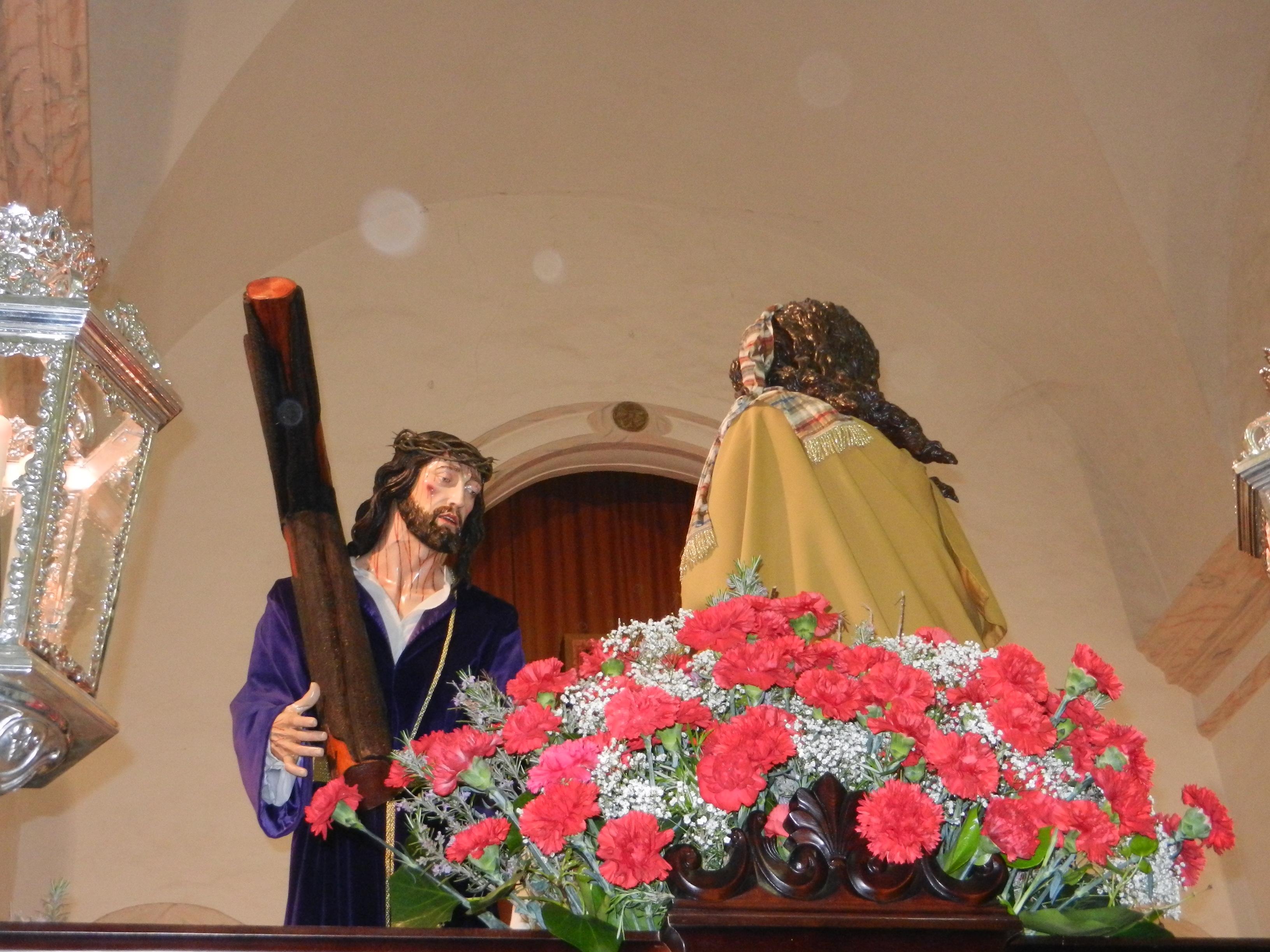 Jesús Nazareno y La Verónica