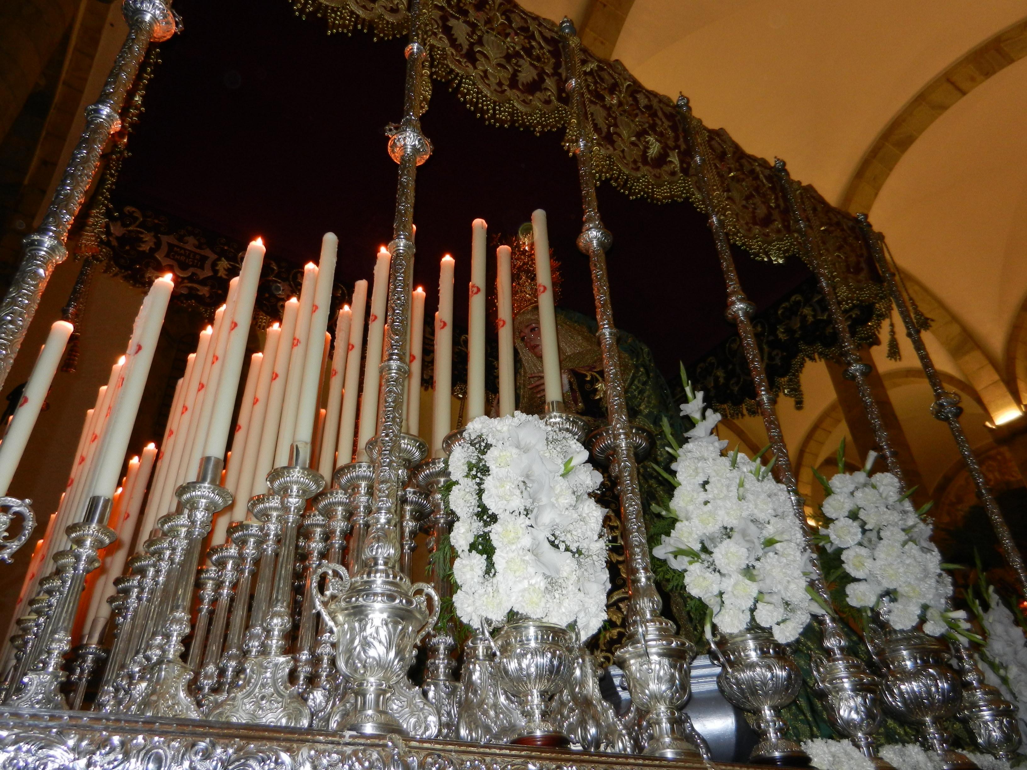 La Virgen de la Esperanza