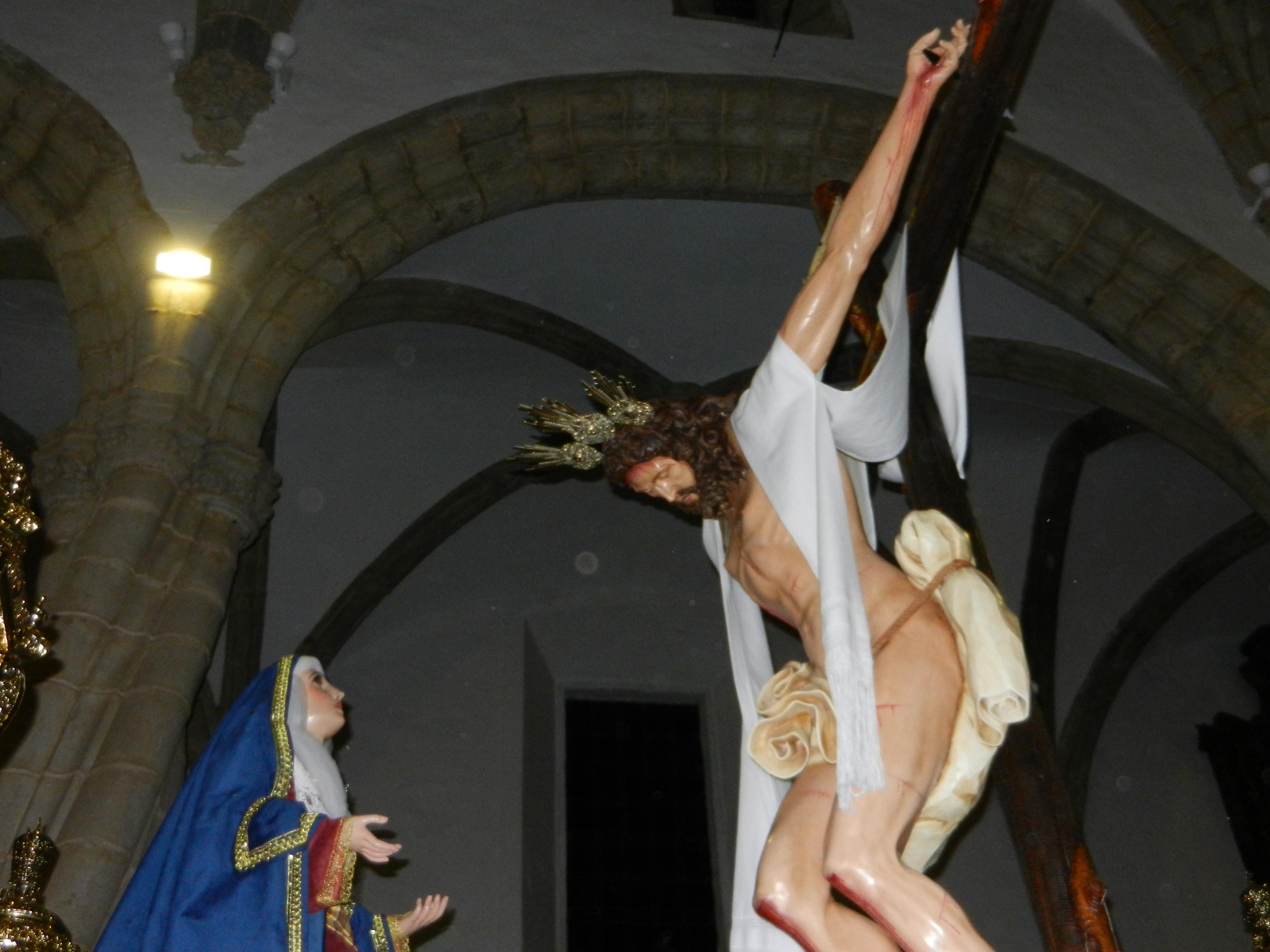 El Cristo con la Magdalena