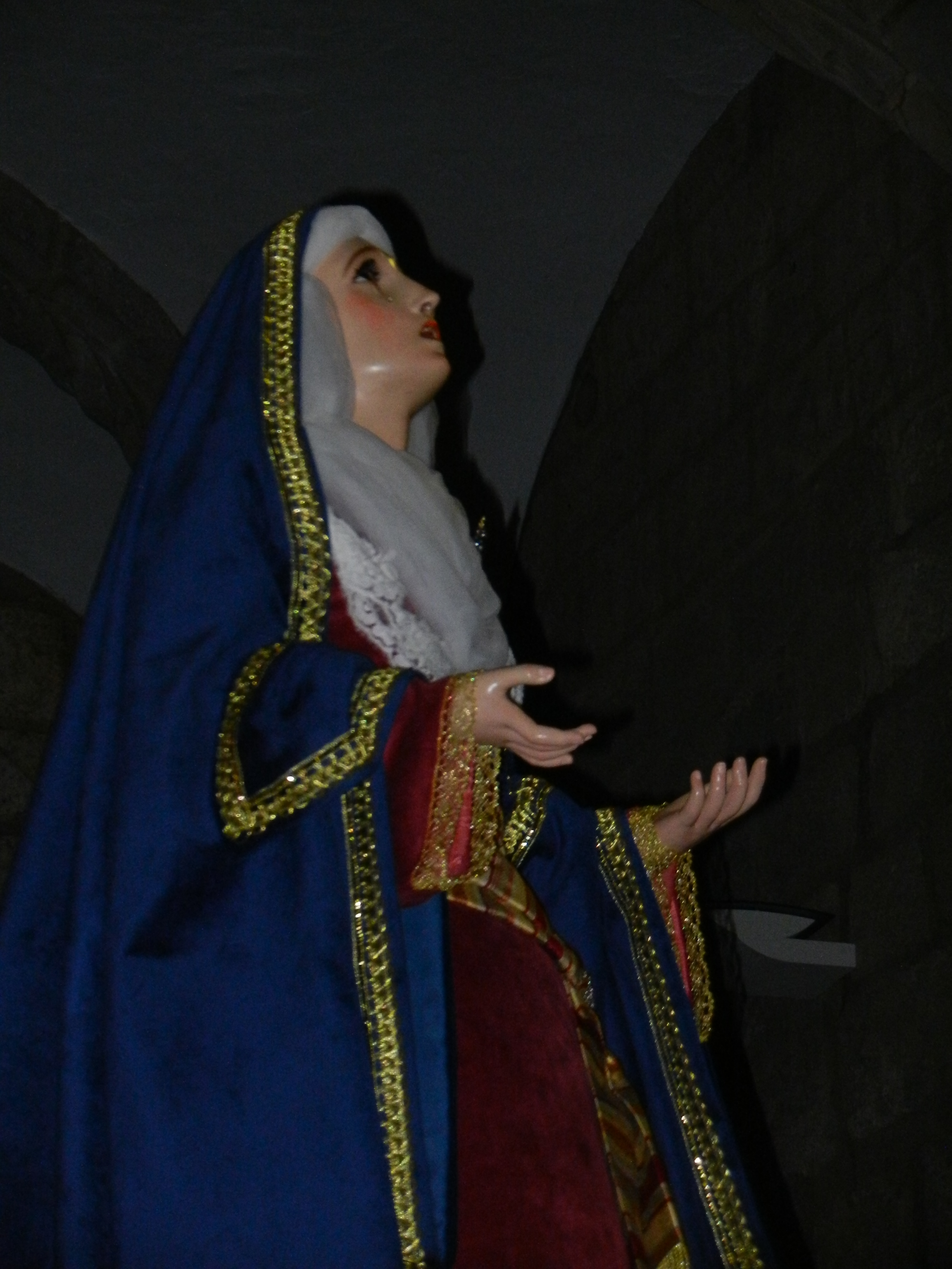 La Virgen de la Magdalena