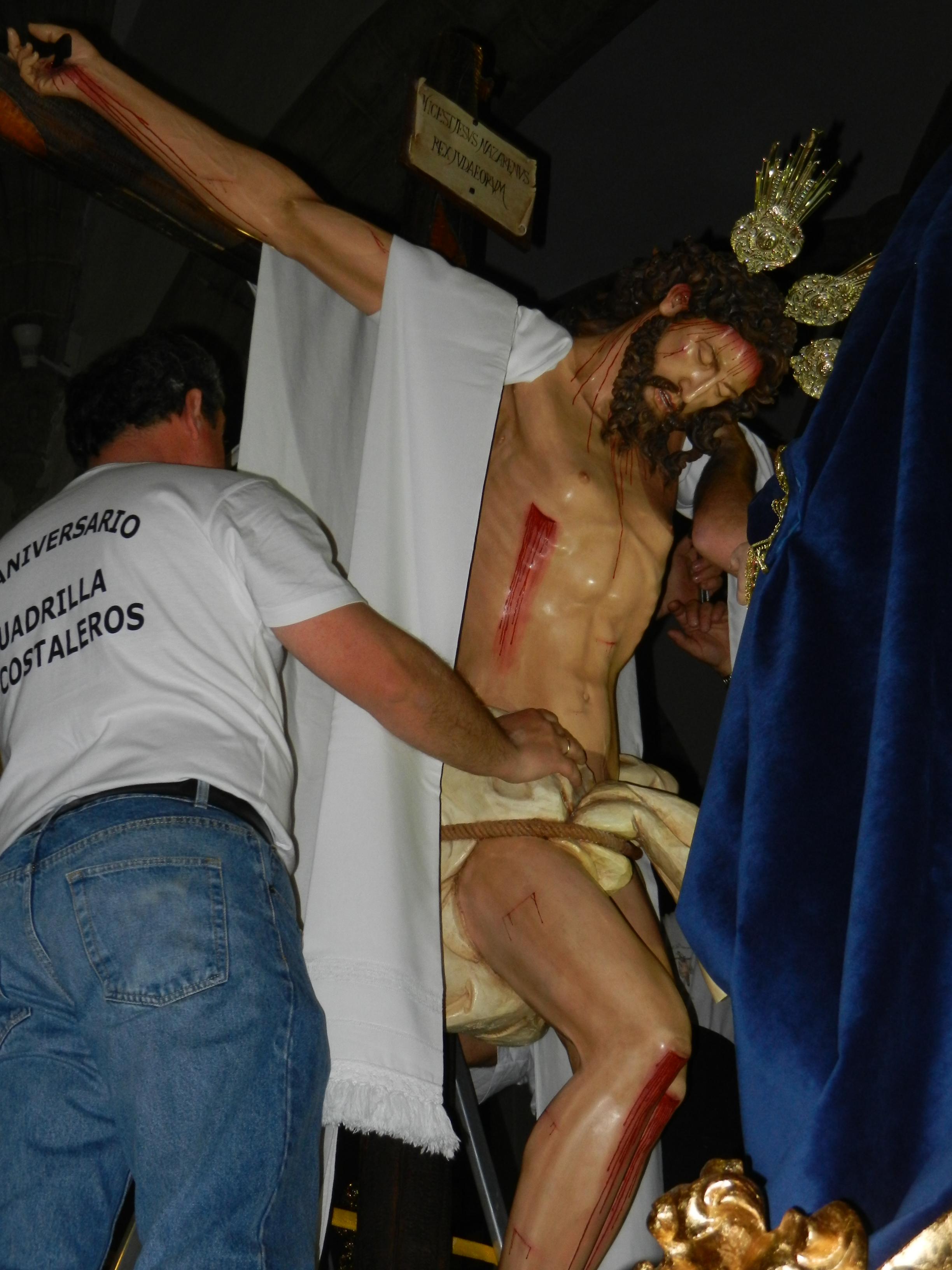 Descendimiento del Cristo