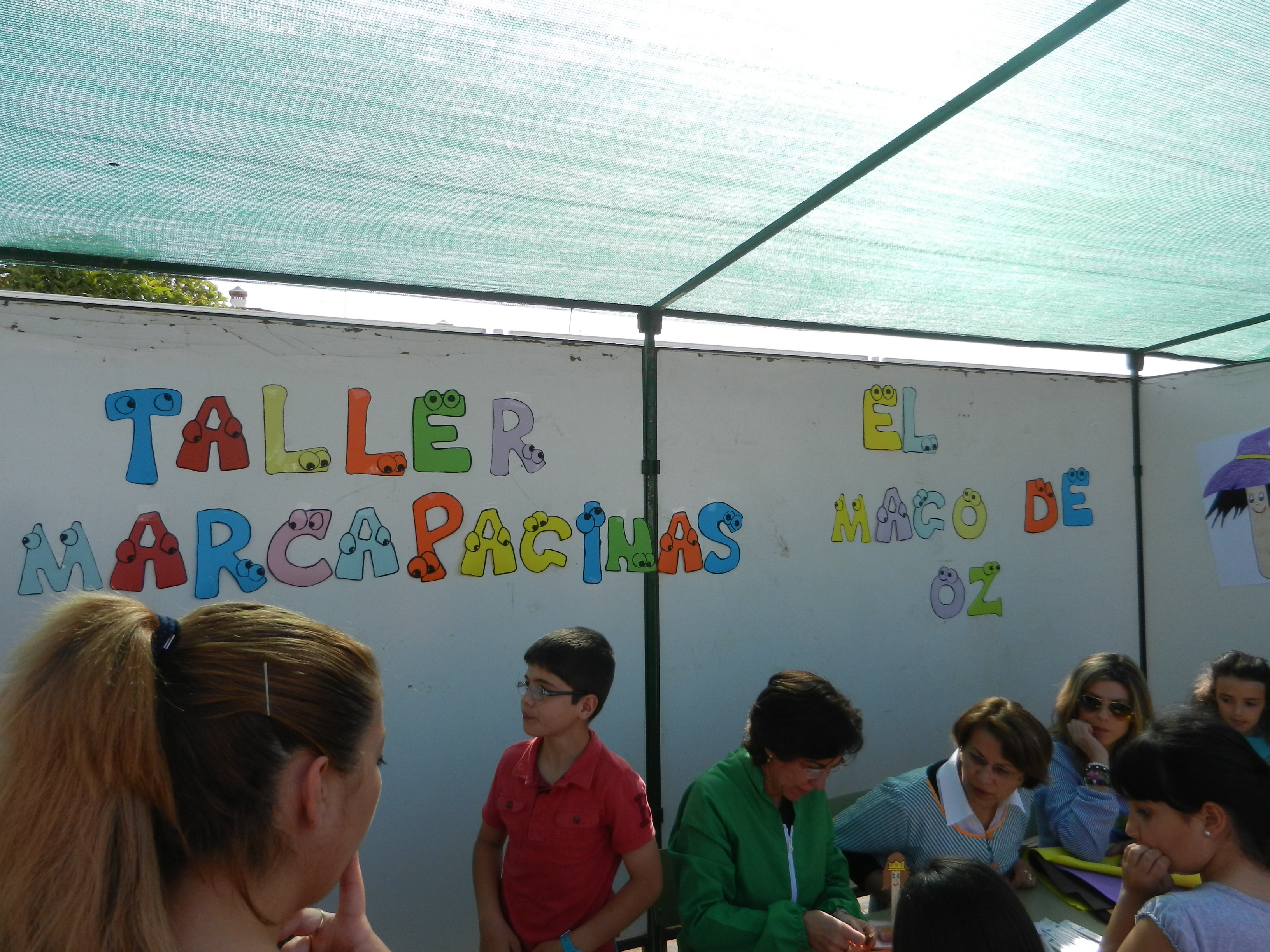 Día del centro en el Francisco Ortiz López