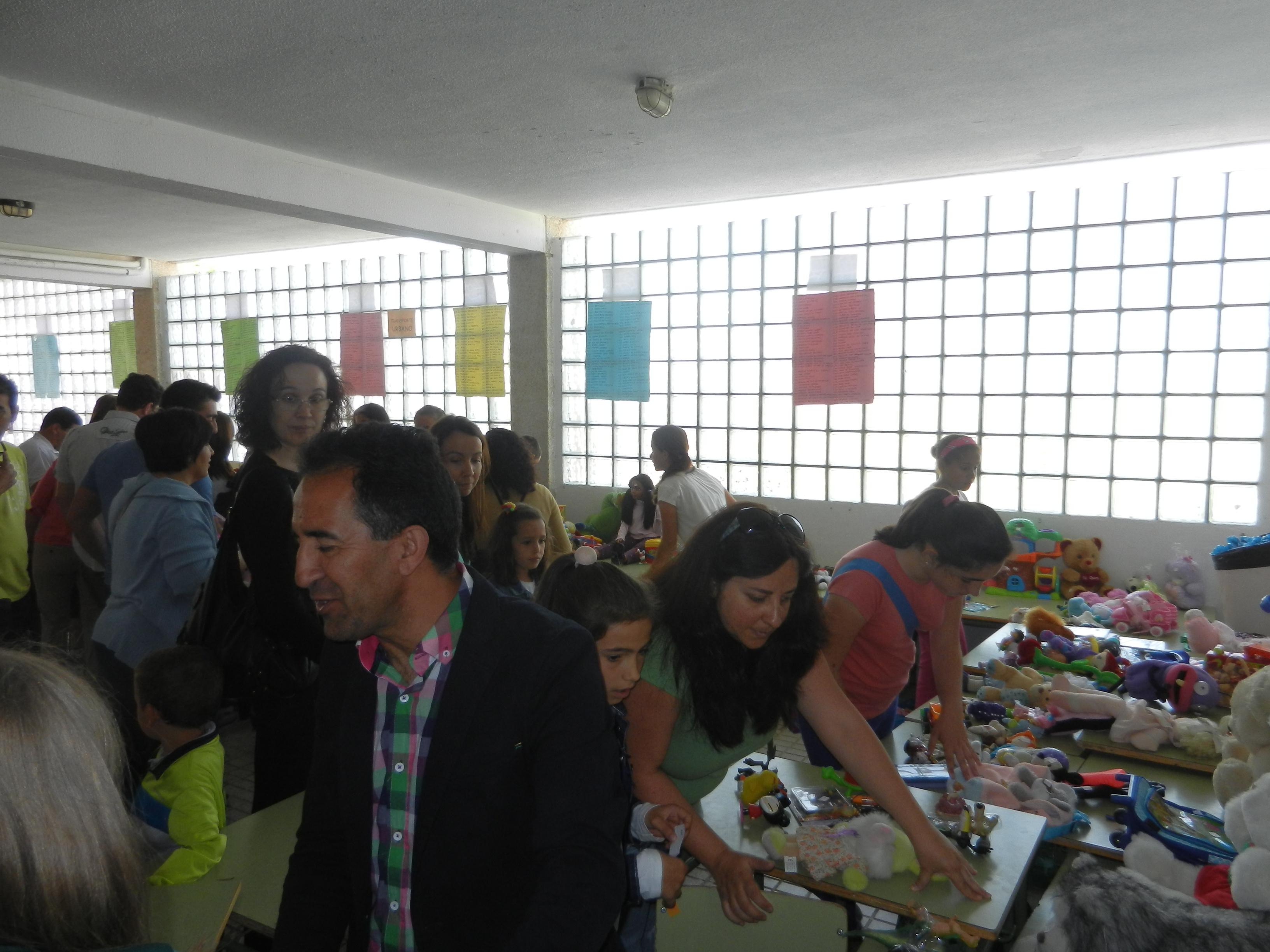 Día del centro en el Fco Ortiz