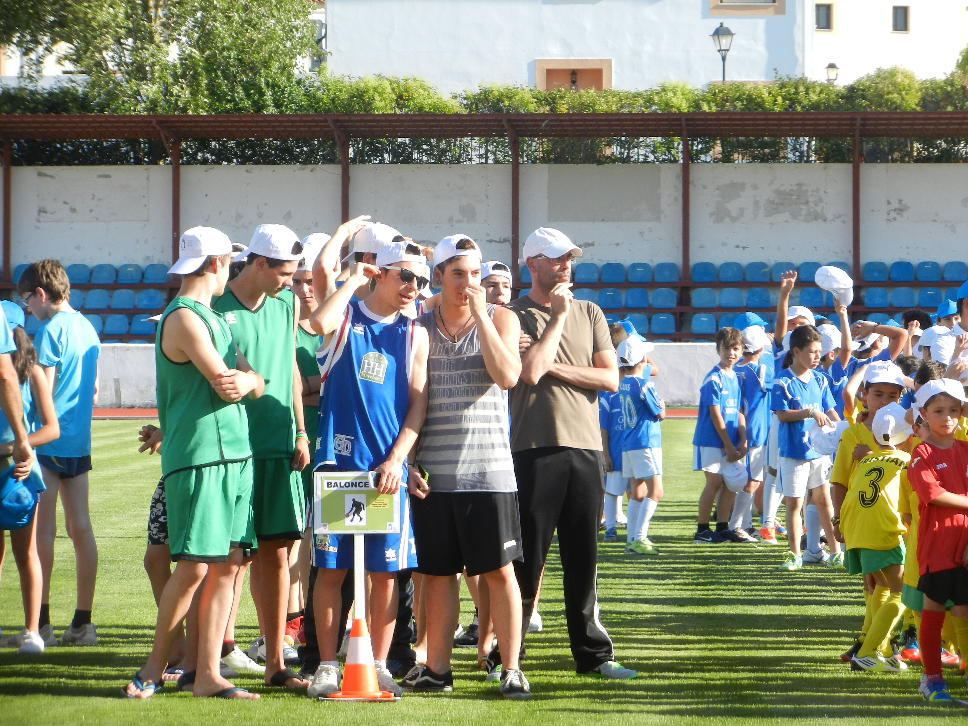 Clausura de las Escuelas Deportivas Municipales