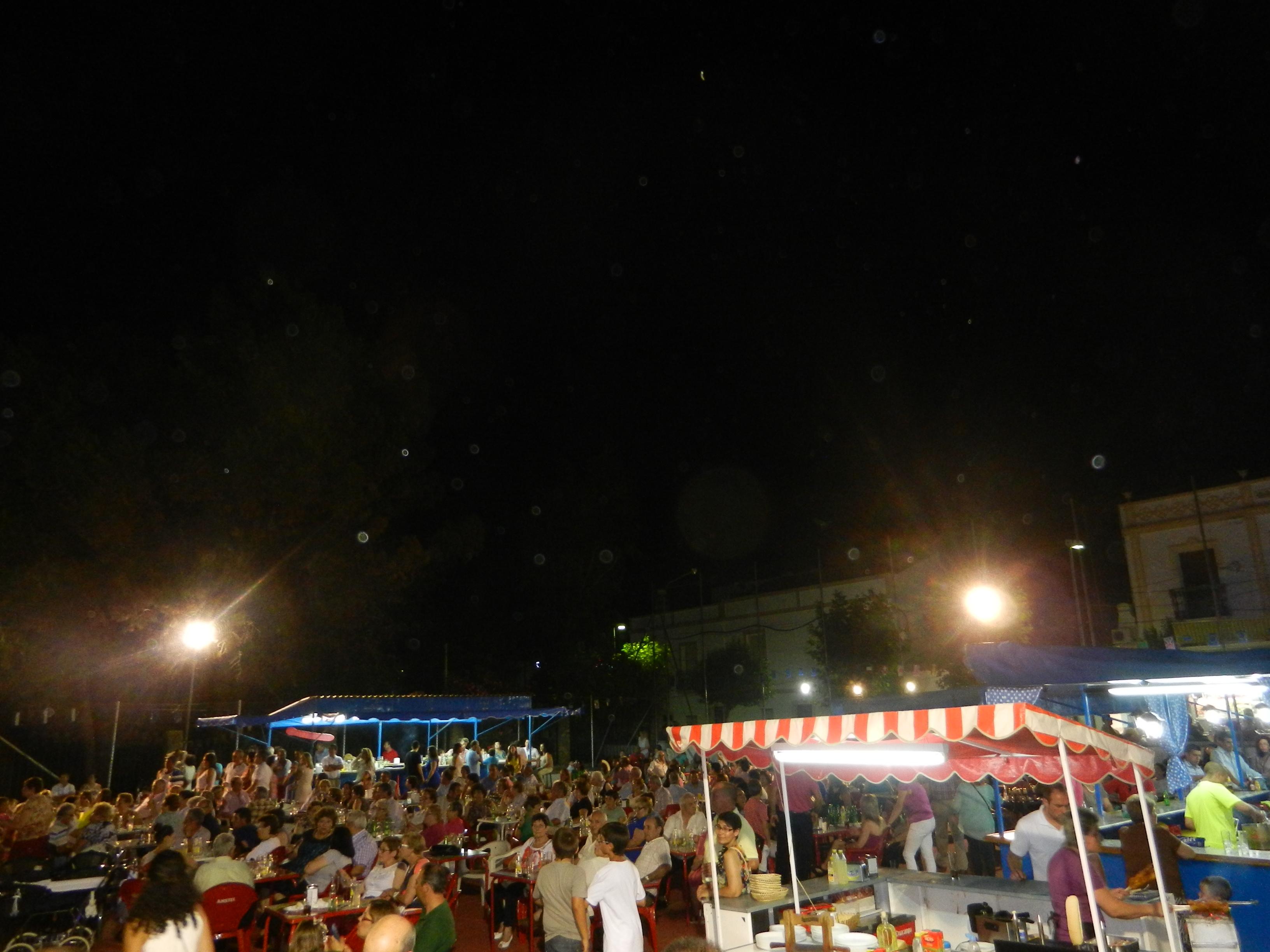 Ferias y fiestas de Olivenza y pedanías en julio 2013