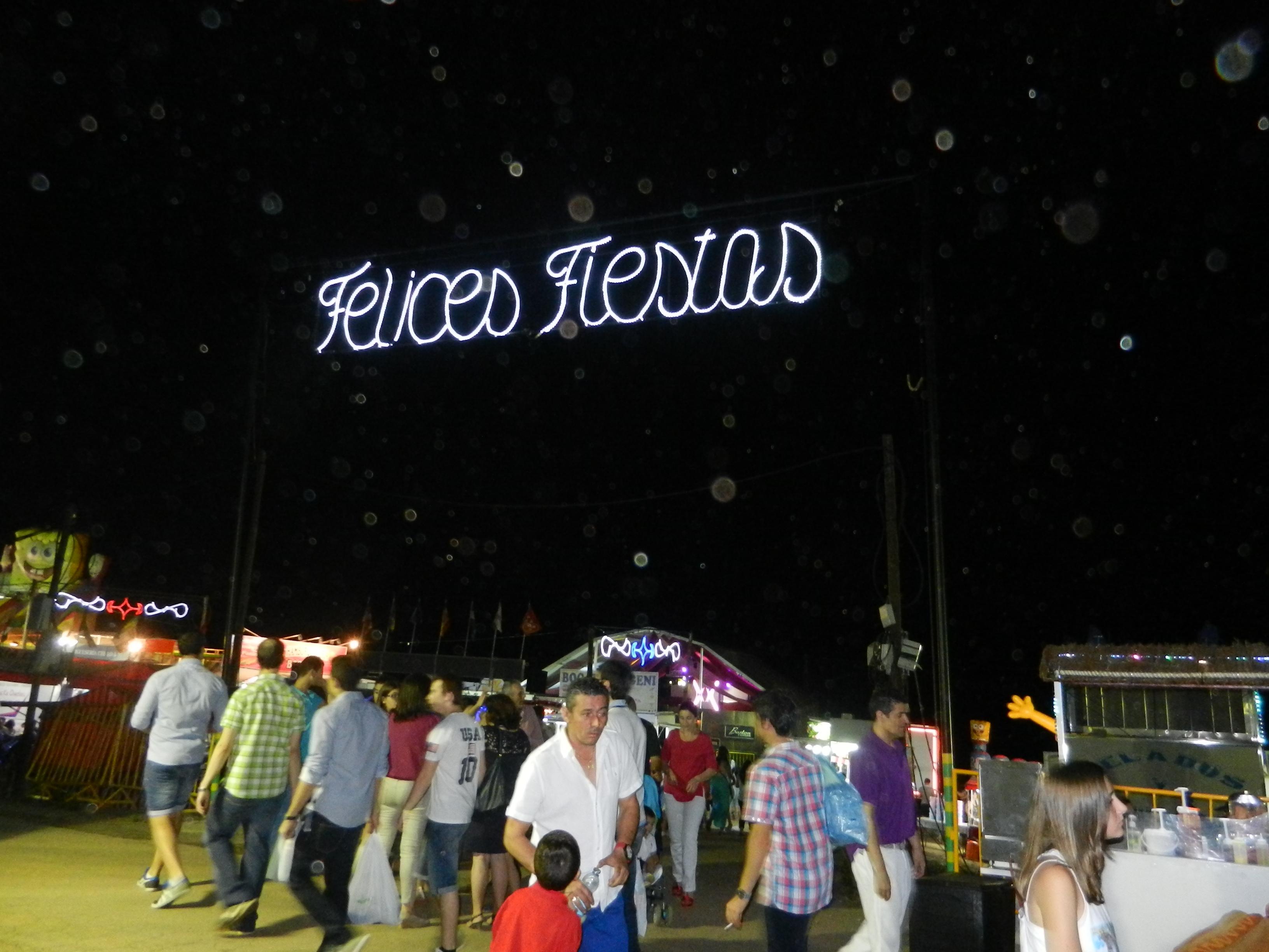 Ferias y fiestas del Sagrado Corazón
