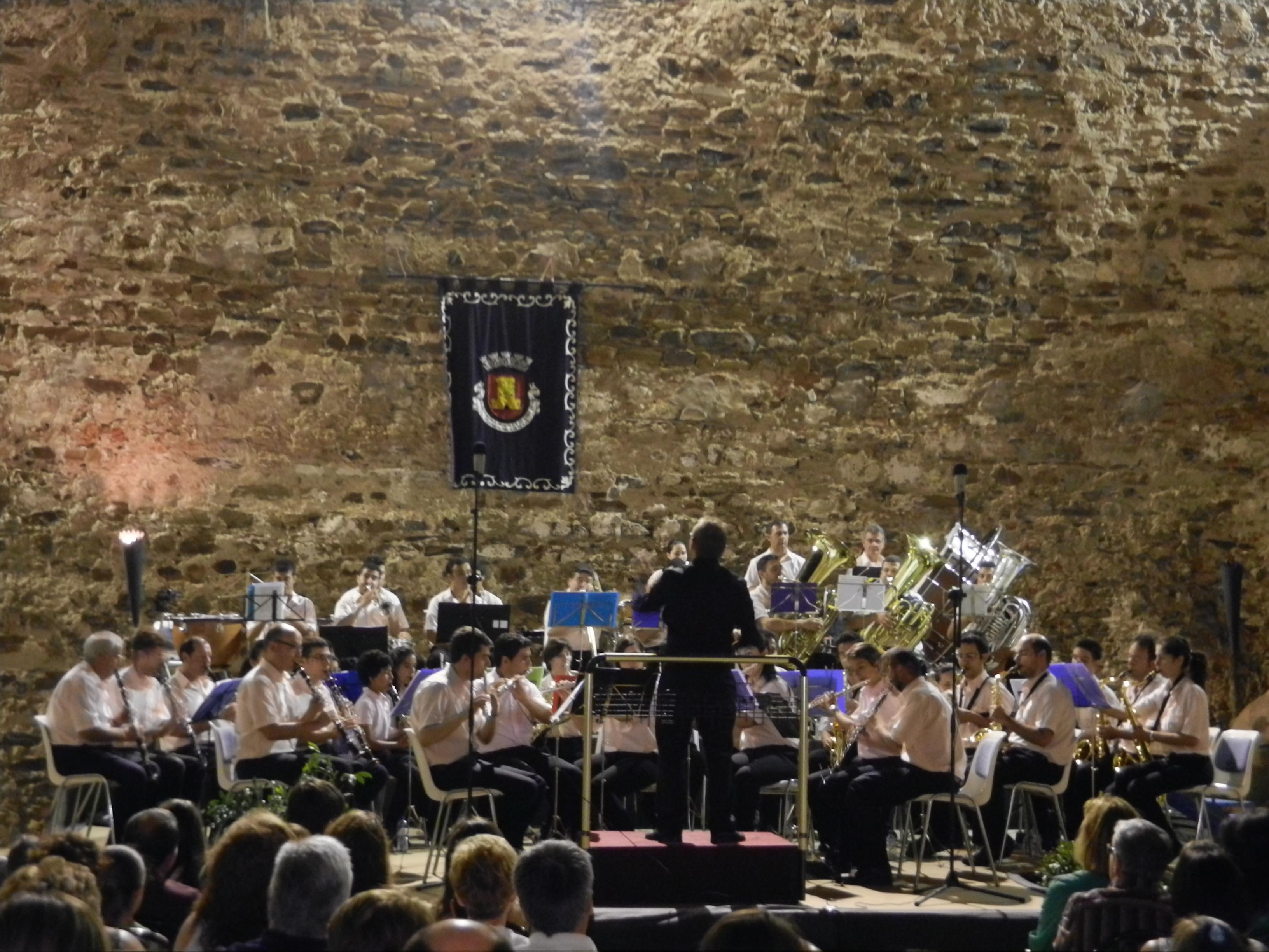 La Filarmónica en el concierto extraordinario de verano