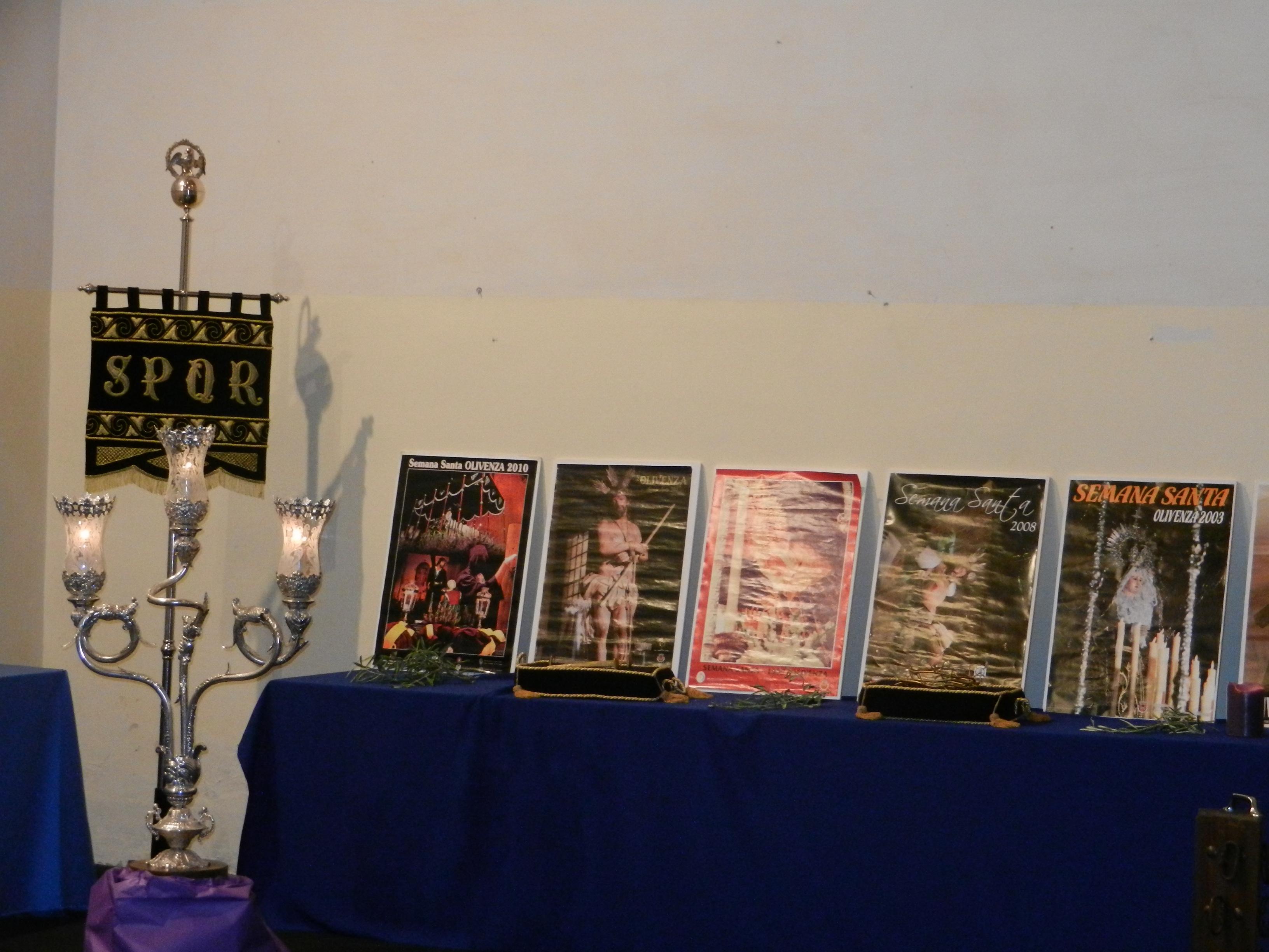 Exposición de los moraos en Olivenza Despierta