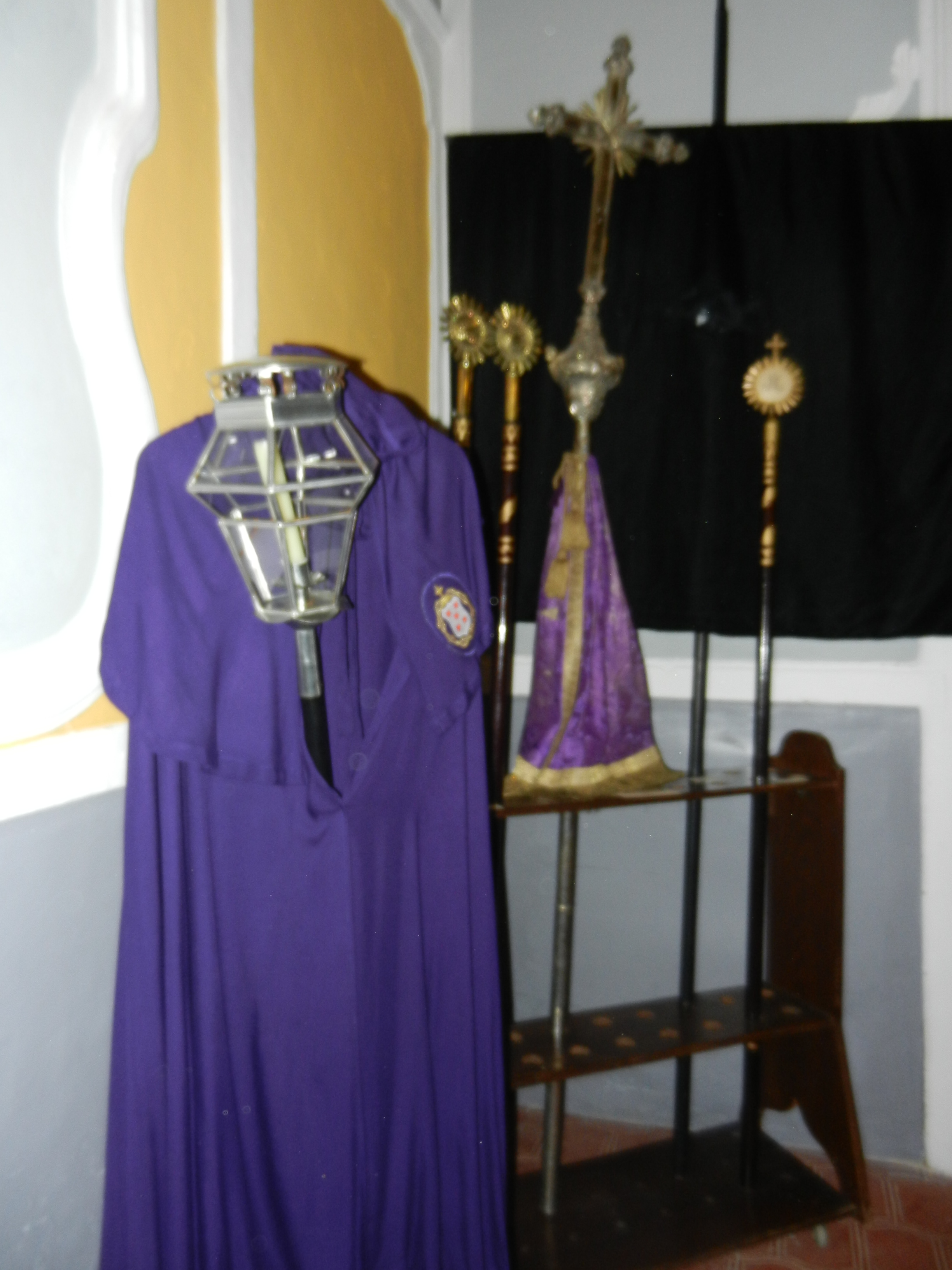 La Real Archicofradía de Nuestro Señor Jesús de los Pasos en Olivenza Despierta