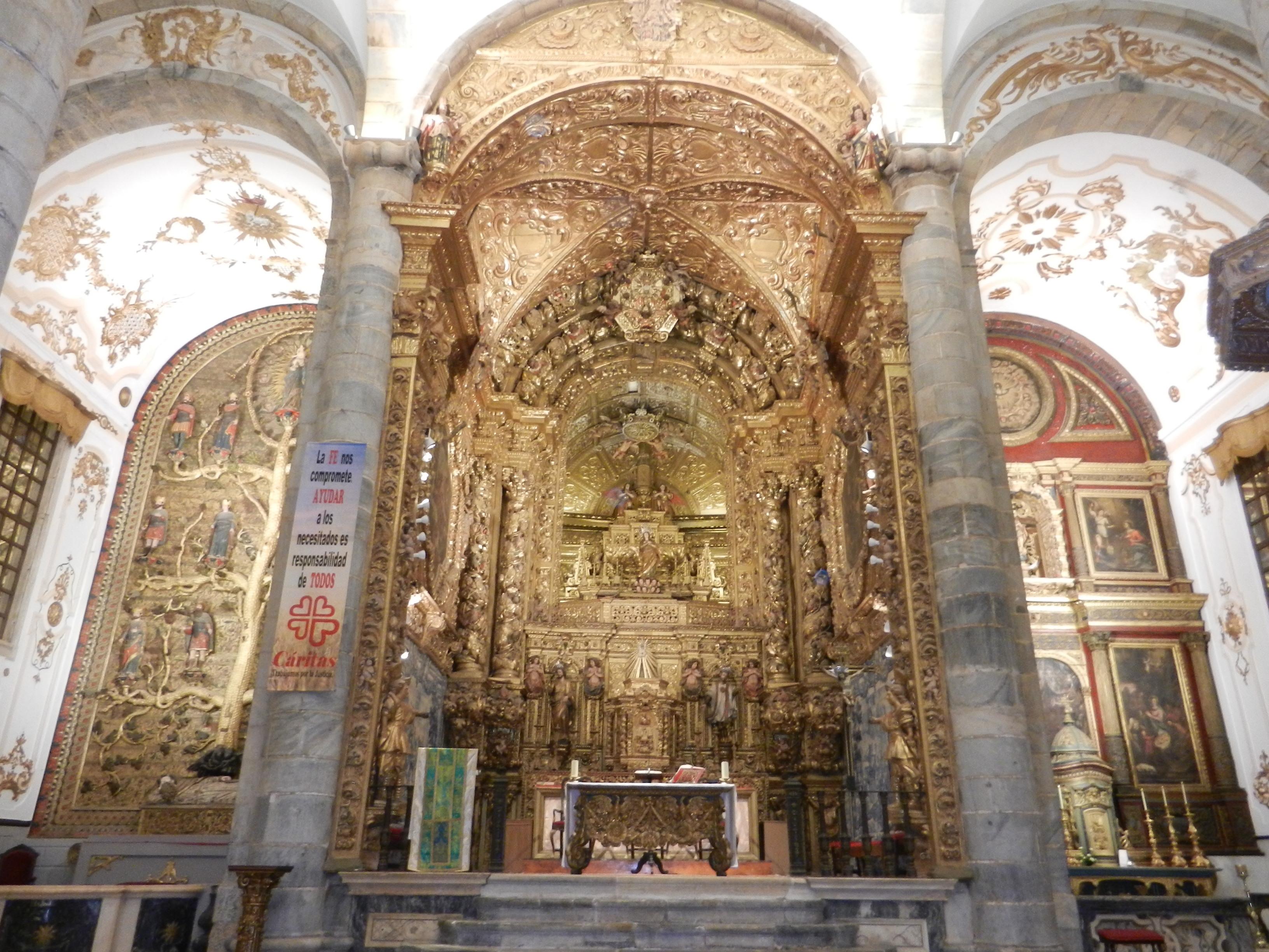 Templo parroquial de Santa María del Castillo