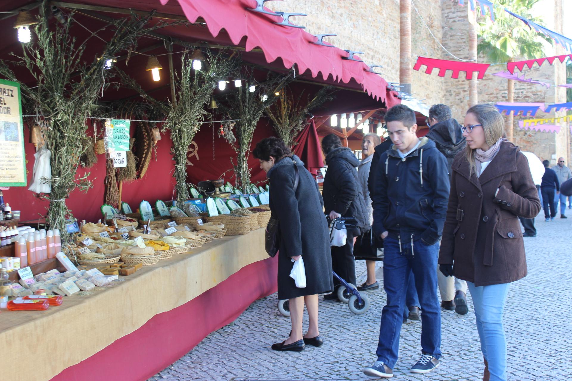 Mercadillo Medieval Oliventia