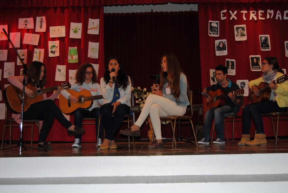 Semana Cultural Colegio Sagrado Corazón